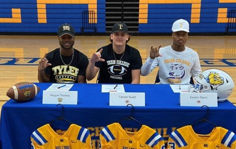 Recruits commit on National Signing Day