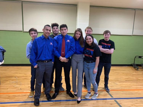 TSA members make it to State