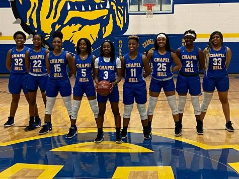 Lady Bulldogs make All-District