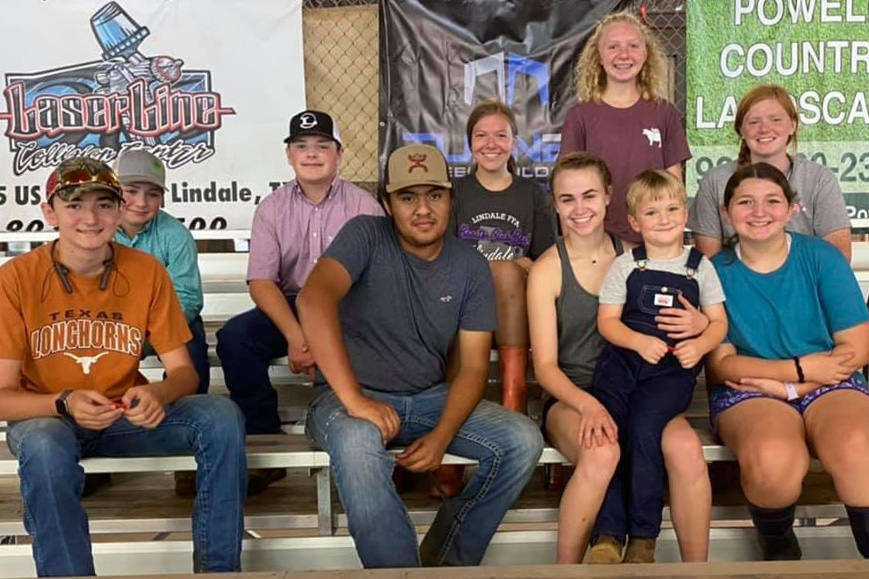 Livestock shows are back-to-back