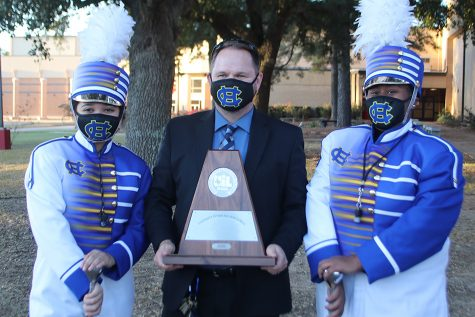 Band earns 1st Division