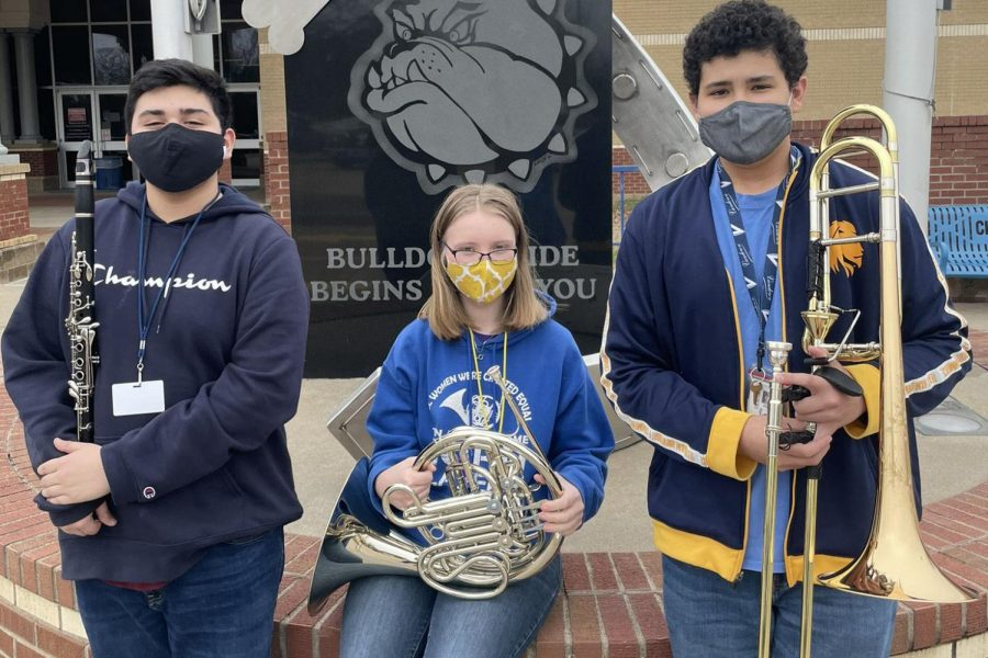 All-State band members selected
