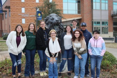 Ag students tour A&M Commerce