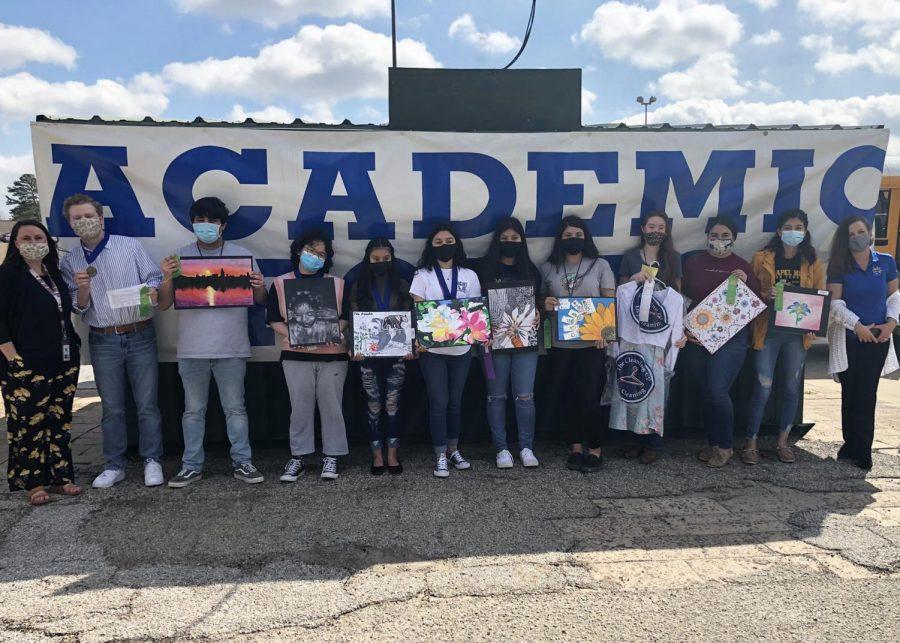 Academic Rodeo winners awarded
