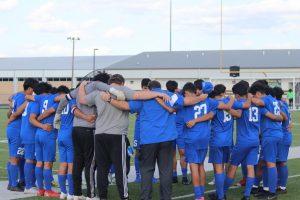 Soccer boys head to Round 3