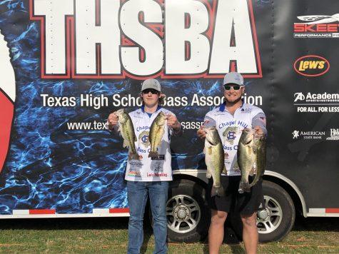 Bass Club advances to Regionals