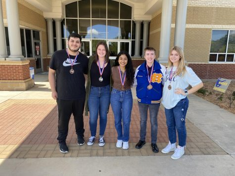 Academic UIL advances to Regionals