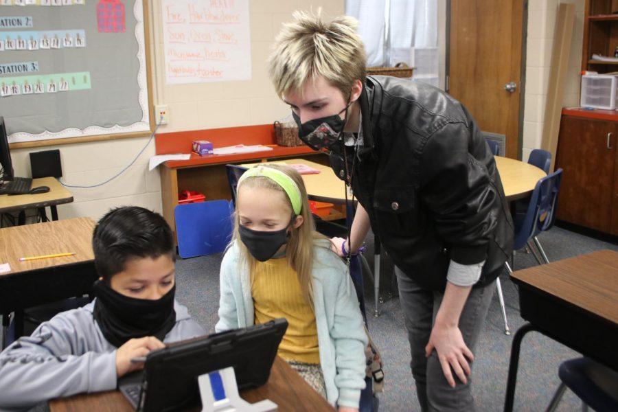 Students teach students at CTE University