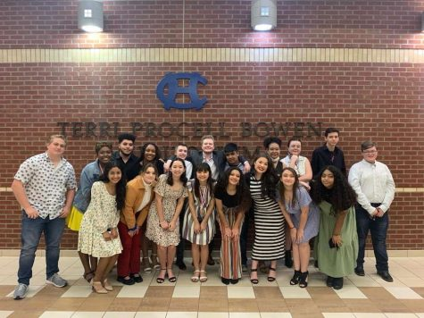 Theatre wins medals at district