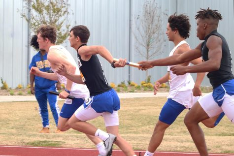 Track advances at Regionals