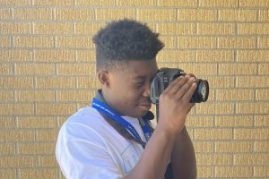 Student Photographer hired for Vegas Internship