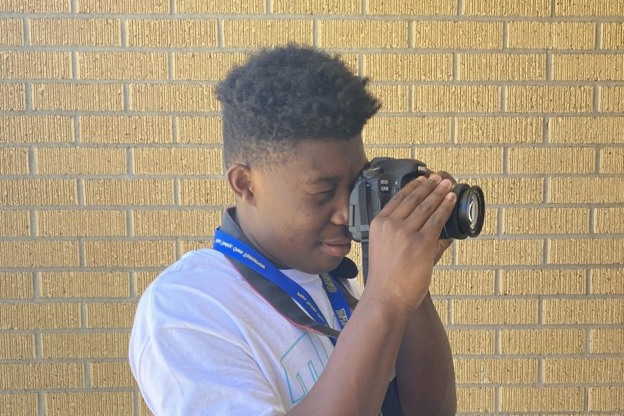 Student Photographer hired for Vegas Internship