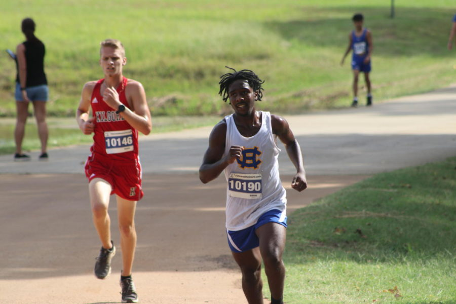 Cross Country advances on their Regionals journey